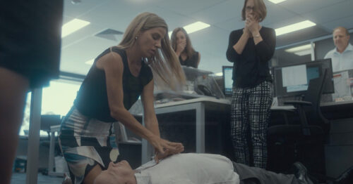 slswa workplace first aid training refresher courses