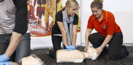 Become a life saver by booking a First Aid Course with WA's finest First Aid Training Providers - the iconic Surf Life Saving WA.