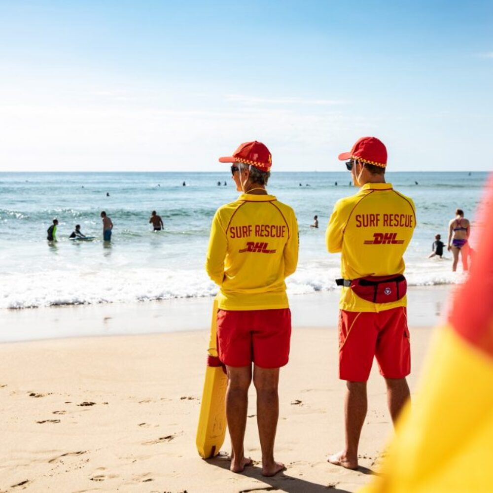 Since 1907, surf lifesavers have volunteered their time and effort to provide a dedicated lifesaving service around the country.