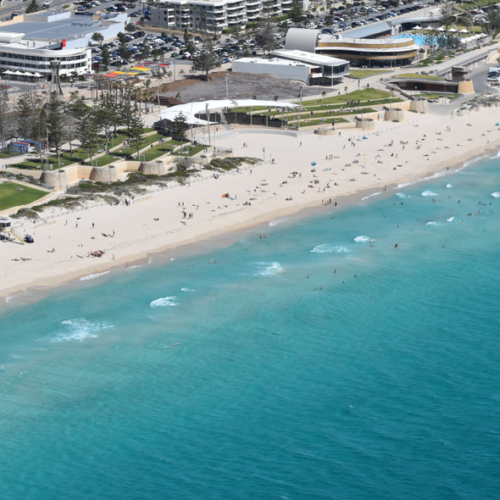 Get to know more about Floreat Beach and the people behind what was previously known as the North City Surf Life Saving Club.