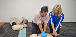 corporate first aid training - SLSWA
