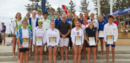 Our youth members are the future leaders of the surf life saving movement, thus we want to provide opportunities for them to learn and develop new skills to not only become better surf lifesavers, but also contributors to their local communities.
