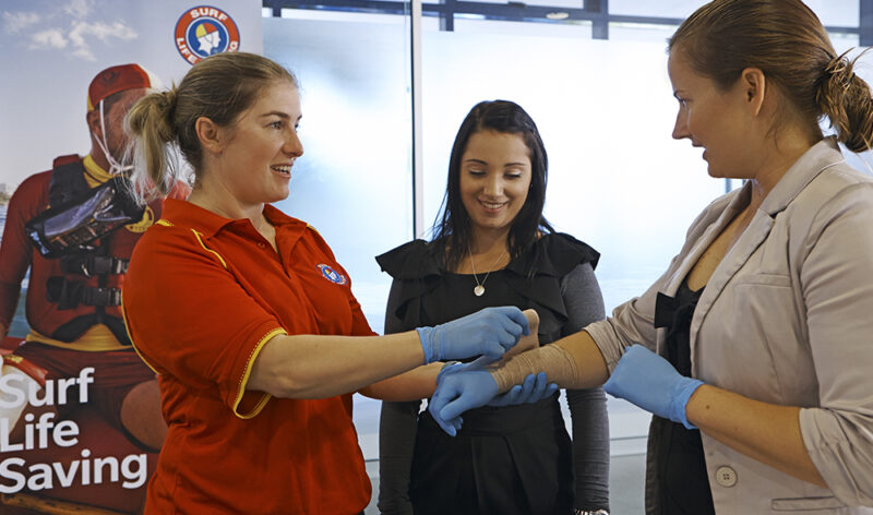 Providing corporate first aid training to employees can improve workplace safety, as well as equipping staff with a new, life saving skill.