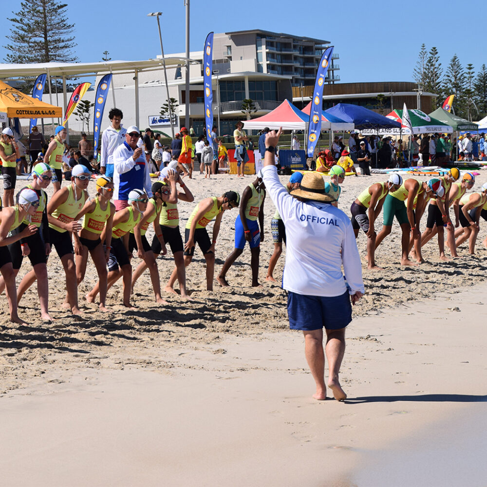 Belong to something bigger. Become a Surf Life Saving member and help to protect the community, while becoming part of one.