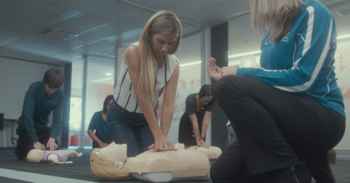 Surf Life Saving WA - First Aid Courses - CPR Courses